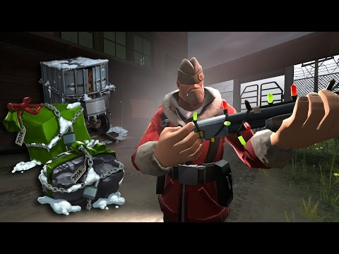 TF2: Giga-Unboxing natale 2014 + End Of The Line!