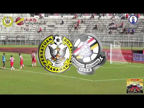 Highlights Sarawak vs PDRM 100 Plus Liga Premier 2018