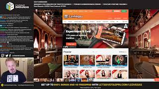 LIVE CASINO GAMES - Back on !frankfred 👌 (19/09/19)