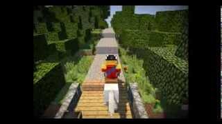 The American Revolutionary War (In Minecraft)
