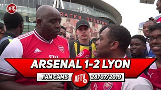 Arsenal 1- 2 Lyon | The Pepe Money Should Be Spent On The Defence!