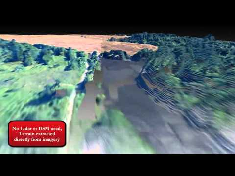 Dense 3D Terrain Extraction - YT