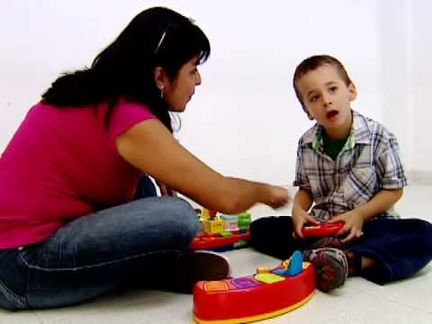 Comunicación con niños autistas