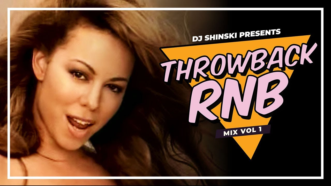 Download 90's Throwback R&B Mix Vol 1- Dj Shinski [SWV, TLC, Mary Blidge, Brandy, Monica, Mariah Carey]