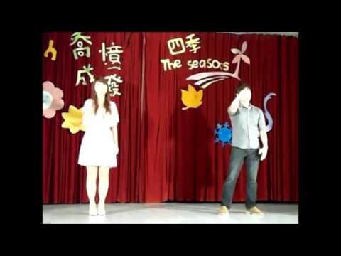 愛的主旋律-卓文萱&小鬼by喬億手語