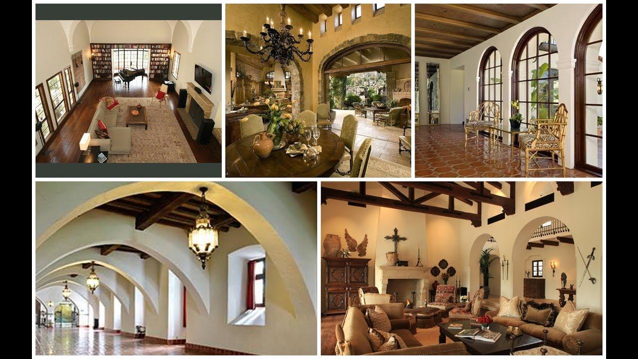 amazing spanish style living room design | 30+ Best spanish style Livingroom Design ideas - YouTube