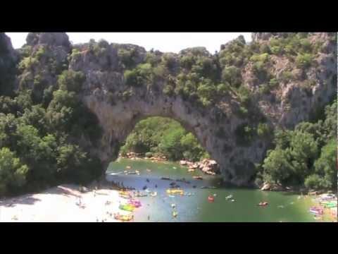 Vallon-Pont-d'Arc - Ardèche department - France