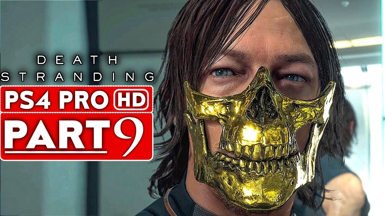 DEATH STRANDING Gameplay Walkthrough Part 9 [1080p HD PS4 PRO] - No Commentary thumbnail