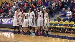 High School Girls Basketball: 2016 MGBCA All-Star Series - Blue vs. White