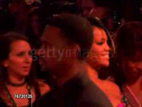 Rihanna At The 2007 MTV Video Music Awards