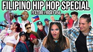 FILIPINO HIP HOP/ RAP SPECIAL 🇵🇭  O.C. Dawgs, Smugglaz, Michael Pacquiao, Kiyo, Gloc-9 & Flow G