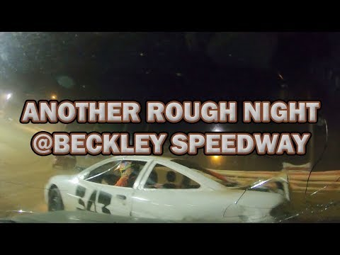 Another Rough Night at Beckley Motorsports Park! (Dirt track vlog)