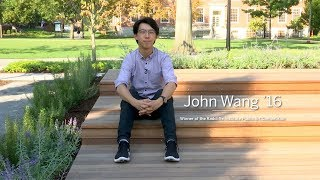 100+ Years at 73 Brattle | John Wang || Radcliffe Institute thumbnail