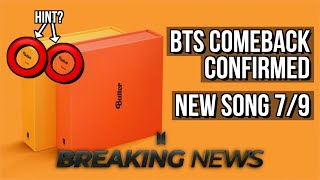 BTS NEW SONG 'Permission To Dance'! COMEBACK CONFIRMED!