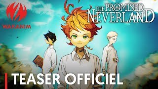 Bande annonce The Promised Neverland