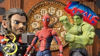 Spider-Man Action Series Episode 3