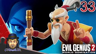 OF COURSE WE RECRUIT JUBEI - Evil Genius 2 Emma Gameplay - 33 - Evil Genius 2 Gameplay