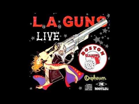 LA Guns Bitch Is Back - Live