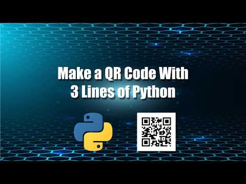 Download Python Qr Code Generate MP3, MKV, MP4 - Youtube to MP3
