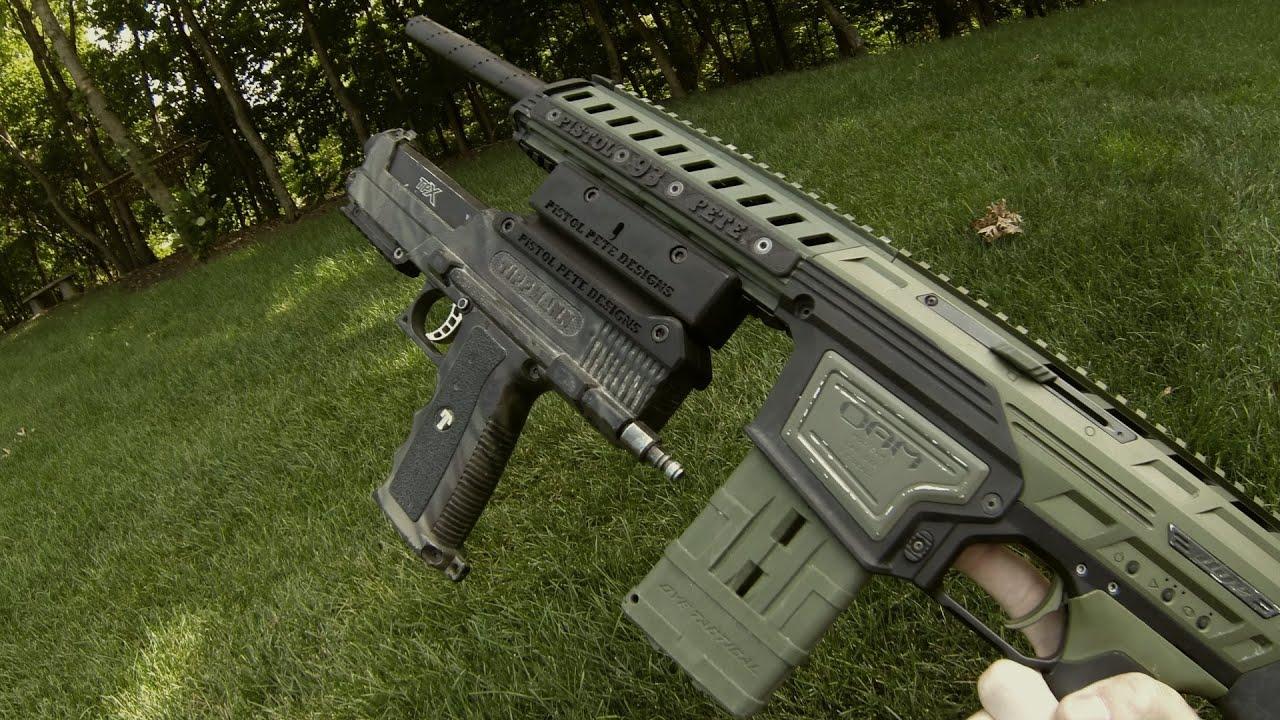 총기 액세서리/종류