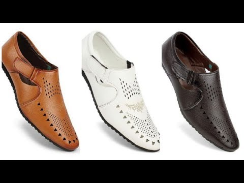 Stylish Synthetic Leather Men's Sandal | Rs. 460/- Only | COD And Free Shipping |