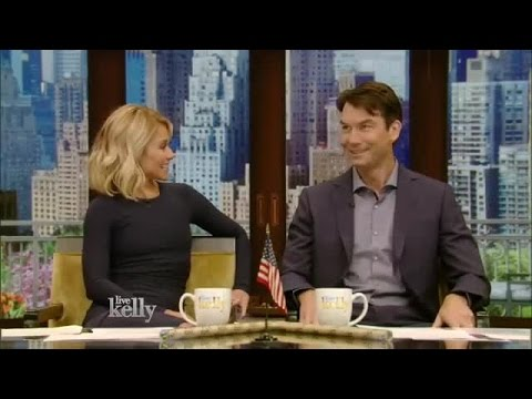 Live! With Kelly and Co-Host Jerry O'Connell | 11 August 2016 | Ed O'Neill; Michiel Huisman
