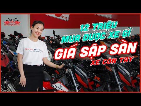 BÁO GIÁ XE CÔN TAY TỪ 40-60TR | Winner X, Satria, Sonic, Supra GTR, Mx King | Minh Long Motor