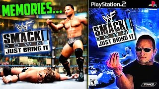 This Is First WWE Game I Ever Played! | WWF SmackDown! Just Bring It