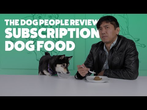 The Dog People Review Subscription Dog Food | Rover.com