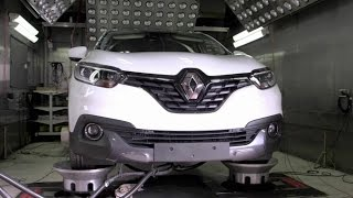 Renault Kadjar Durability Test