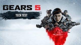 Gears 5 (Xbox One) - Tech test  - Conferindo o Versus