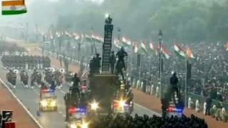 In Graphics:          'Black Cats' Commandos Of Elite NSG Debut At Republic Day Parade