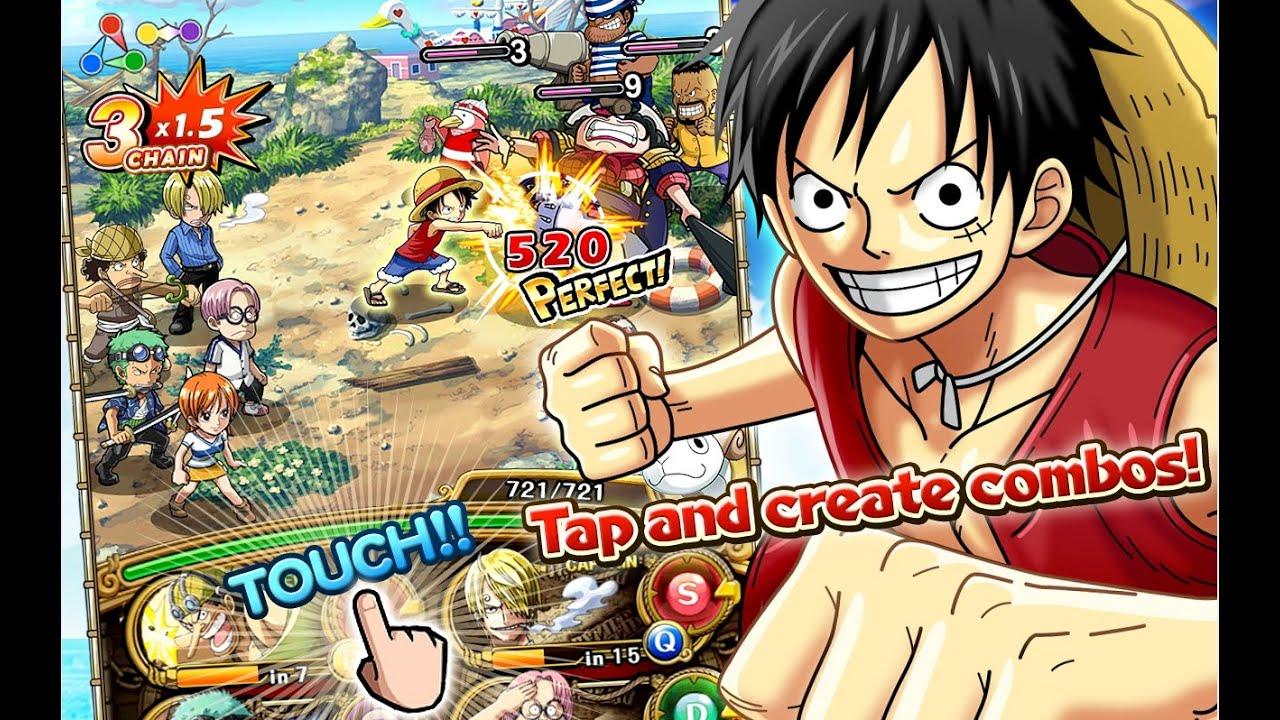 Hasil gambar untuk One Piece: Treasure Cruise