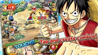 ONE PIECE TREASURE CRUISE - Android Gameplay HD | English Version thumbnail