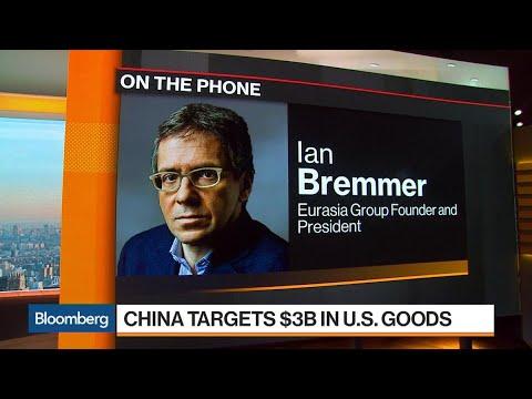 Ian Bremmer Sees Much More Dangerous Geopolitical Environment