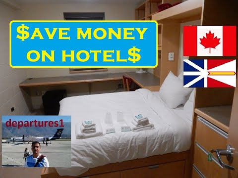 How To Save Money On Hotels In Canada $$$ !!! - Cheap Hotels Canada - Budget Hotel & Hostels