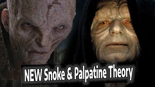 *NEW* Star Wars Episode 9 Theory: Palpatine Commanded Snoke?
