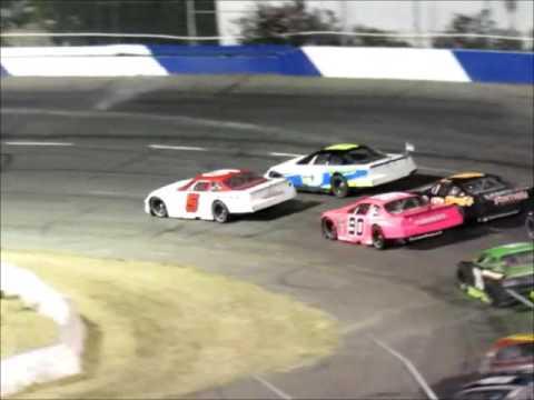Latemodels @ Stockton 99 Speedway 7 1 17