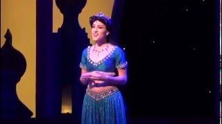 Aladdin A Musical Spectacular - Jasmine (Melissa Dunham Tenney) Singing 'To Be Free' (HD)