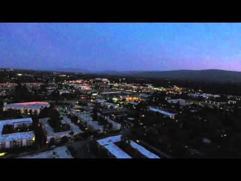 DJI P4 Mountain View CA April 29, 2016