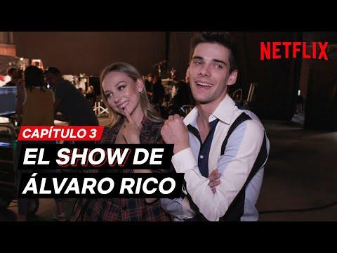 El SHOW de ÁLVARO RICO III | ÉLITE 3 | Netflix España