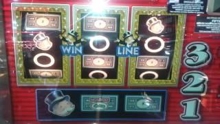 MONOPOLY + GOLDEN GAME fruit machine.RETRO ARCADE MACHINES SHOUT OUT!!