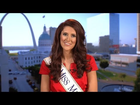 Erin O'Flaherty, First Openly Gay Miss Missouri, Visits 'GMA'