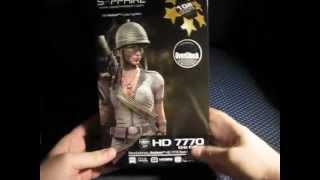 Распаковка видеокарты Saphire Radeon HD7770 (Radeon HD7770 unboxing)