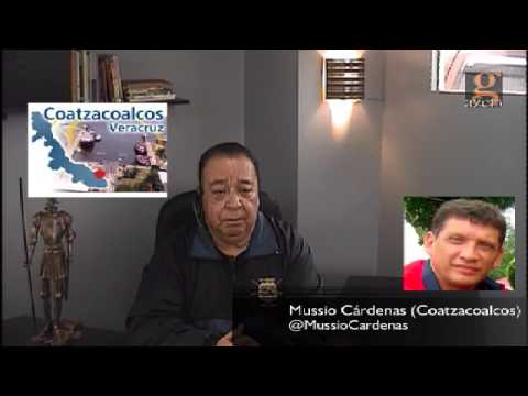13febrero 2015/NOTICIERO #BUENOSDIASVERACRUZ/ LA GAZETA TV