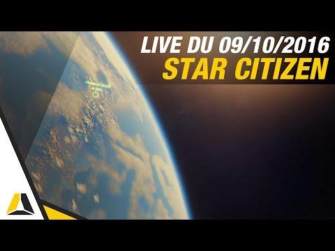 VOD ► COUVERTURE LIVE CITIZENCON 2016 - LIVE DU 09/10/2016