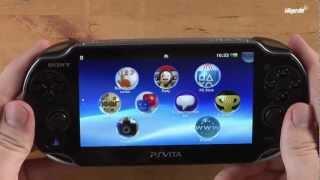 Sony Playstation Vita - Unb๐xing & Review (deutsch)