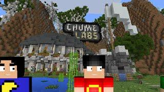 Minecraft - Como Baixar o Mapa da Chume Labs 2