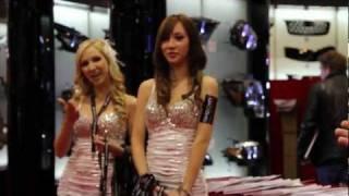 The Models of SEMA 2011 (Las Vegas Showgirls!)