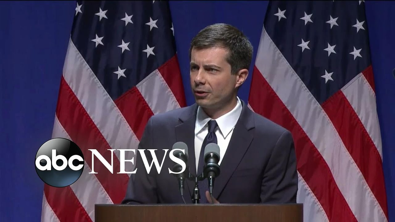 ABC News:Pete Buttigieg delivers speech on foreign policy and national security